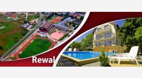 Obóz piłkarski Rewal 2015