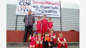 UKS LIDER DĘBOGÓRZE na Gdynia Cup 2015