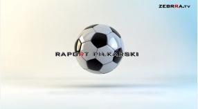Skrót meczu Polonia - Mazowsze w Raporcie Piłkarskim ZEBRRA TV!