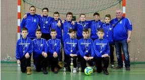 Młodziki wygrały turniej w Brzegu