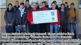 Torby sportowe dla uczestników Piłkarskiej Kadry Czeka