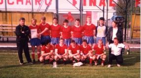 Z kart historii - Puchar Polski KOZPN 1990/91