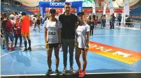Marta i Agnieszka Gałka zajęły wysokie miejsca w 5 Biegu Europejskim