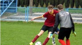 Zwycięstwo juniorów młodszych w Kobiórze