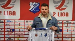 Hubert Antkowiak podpisał półroczny kontrakt