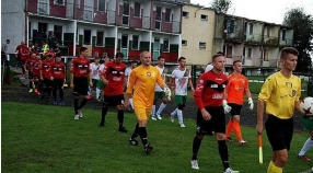 Druga porażka w IV lidze.