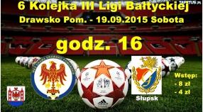 Drawa vs Gryf Słupsk - 19.09.2015 godz. 16