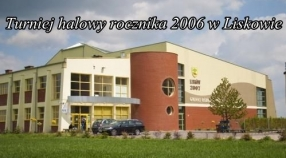 W niedzielę turniej rocznika 2006 w Liskowie