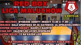 LIGA MALUCHÓW RED BOX - ZAPISY