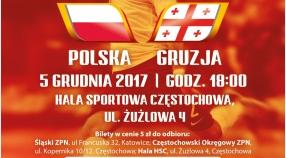 Wyjazd na mecz Polska - Gruzja