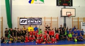 Turnieje Jubileuszowe cz II: Wygrana Sokoła i SP Milicz