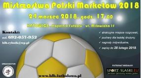 """""""Mistrzostwa Polski Marketów 2018"""" - zaproszenie"""