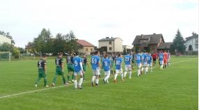 Seniorzy: Zieloni Zborowskie 1 - 2 (1-0) Orzeł Pawonków