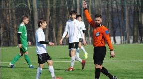 Ligowe zwycięstwo juniorów młodszych