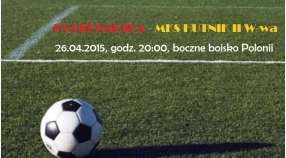 Zapowiedź meczu KS Bednarska - MKS Hutnik II W-wa