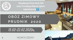 Obóz AFK - zima 2020!