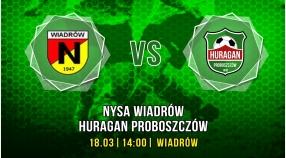 Huragan Proboszczów - Nysa Wiadrów