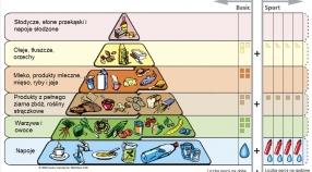Dieta sportowca - warto przeczytać