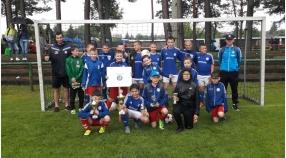 Młodziki i Żaki na Pfingstcup w Eisenhuttenstadt.