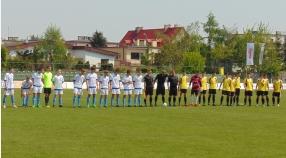 Victoria Września 0-4 Kania Gostyń