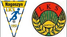 Nagoszyn - Jamnica   3 - 0