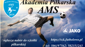 Trener Mariusz koordynatorem w AMS