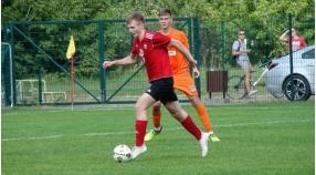 Krzysztof Banaszek piłkarzem Józefovii