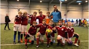 I miejsce Orłów 2007 w turnieju o Puchar Ligi Kids Soccer League!