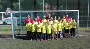 Obóz sportowy SL Salos Toruń - Trzęsacz 2017 zrealizowany