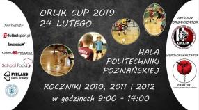 24 lutego zagramy w Orlik Cup rocznik 2010 i 2011
