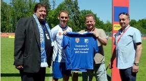 Klub podziękował Rafałowi Niziołkowi