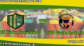 W niedzielę gościmy Grzegorzowice