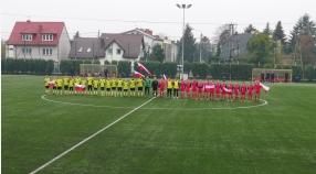 SEMP Warszawa vs Start Otwock 2:1 (0:1)
