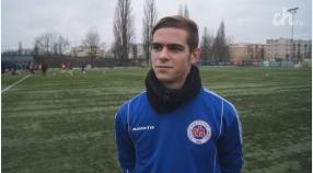 Wiktor Dąbek: W drużynie czuję się coraz lepiej
