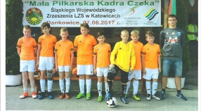 Mała Piłkarska Kadra Czeka - Dankowice 07.06.2017