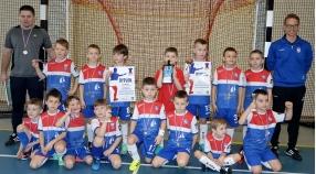 II MIEJSCE ROCZNIKA 2009 W TURNIEJU - WIDOK CUP 2017