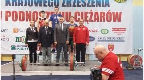 Hubert Tomczak medalistą mistrzostw Polski!