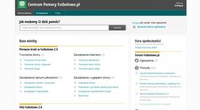 Poznaj nowe Centrum Pomocy Futbolowo.pl