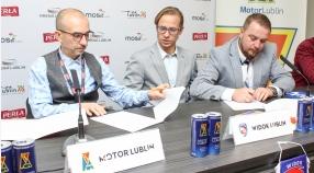 Podpisaliśmy umowę partnerską z Motorem Lublin!
