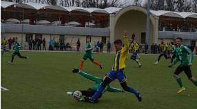 Lider IV ligi opolskiej pokonany