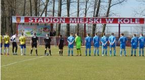 Olimpia Koło 0-2 Kania