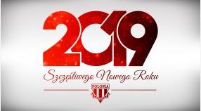 Witamy 2019 rok!