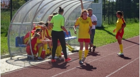 III liga kobiet. Iskra vs Wierzchowiska