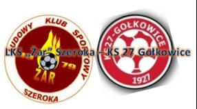 """Puchar Polski LKS """"Żar"""" Szeroka - KS 27 Gołkowice"""