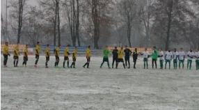 Dobre zakończenie rundy seniorów w zimowej aurze