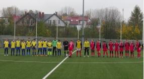 Mazowsze Grójec vs SEMP Warszawa 1:3 (0:1)