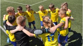 Młodzik D2 - mecz mistrzowski z Victorią Wysogotowo (powołania)