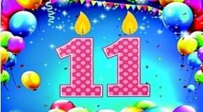 11 urodziny Kuby