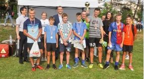 IV Letni Turniej Piłkarski o Puchar Wójta Gminy Cewice