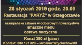 Zapraszamy na Bal Karnawałowy MKS Olimpii Koło